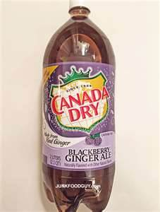 Product Review Canada Dry Blackberry Ginger Ale Common Sense Mommy