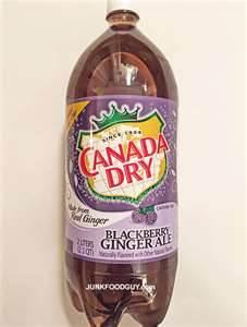 Blackberry Ginger Ale