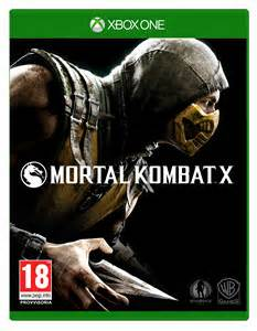 MKX GAME COVER